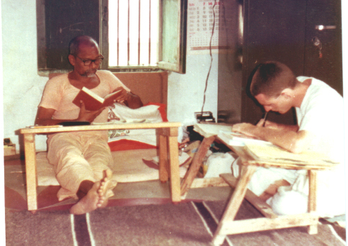 Sri Sadhu Om y Michael James